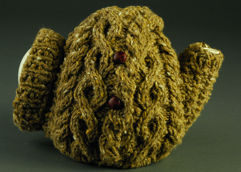 Warm Hug Tea Cozy